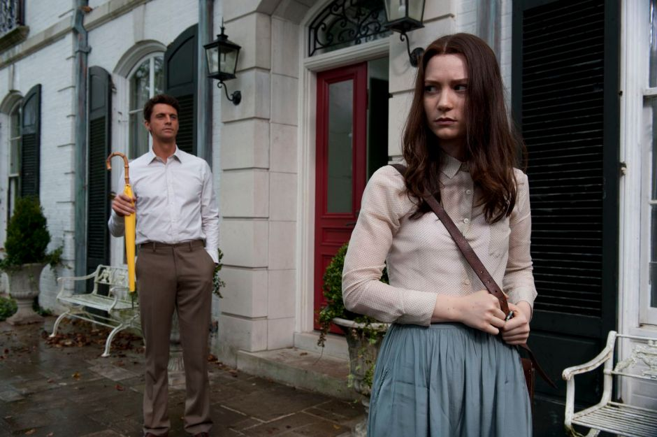 Stoker Park Chan-wook