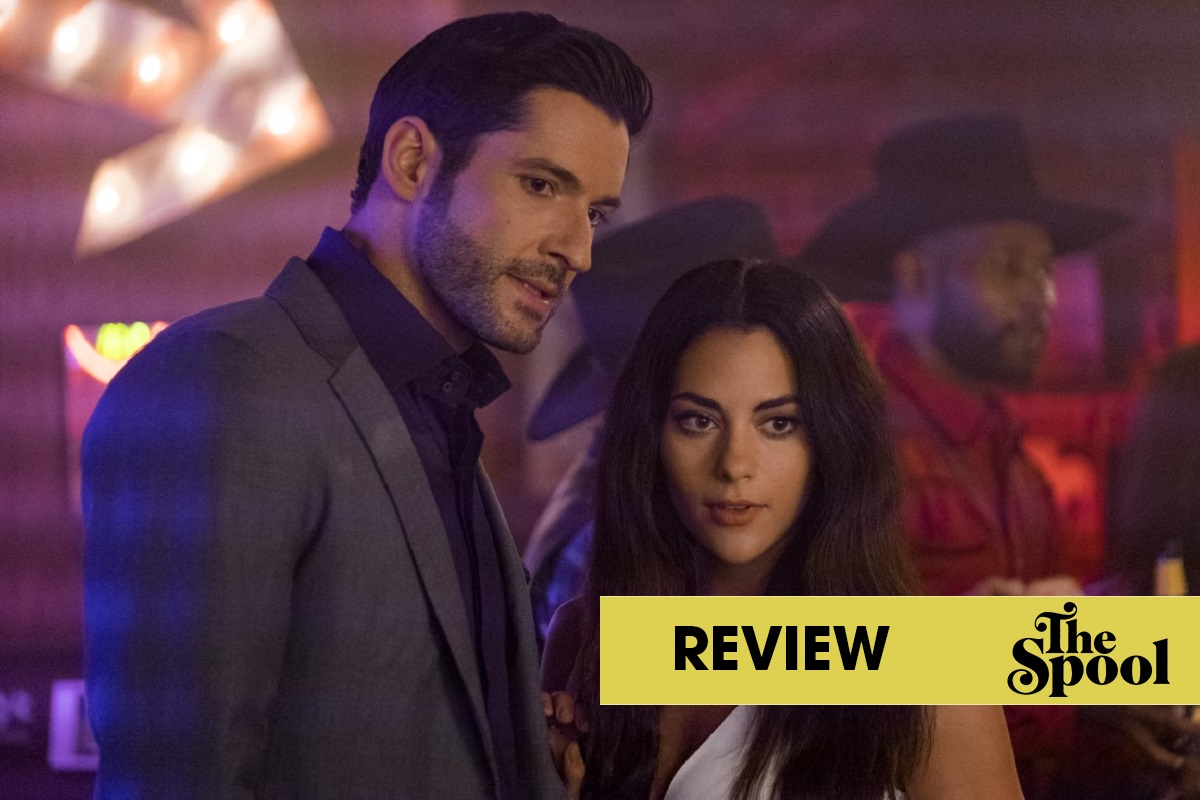 Lucifer Builds Up Its Black Heart In Season 5 The Spool