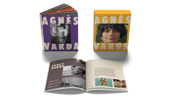 The Complete Works of Agnes Varda (Criterion Collection)