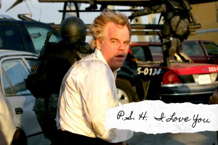 Philip Seymour Hoffman Mission Impossible III