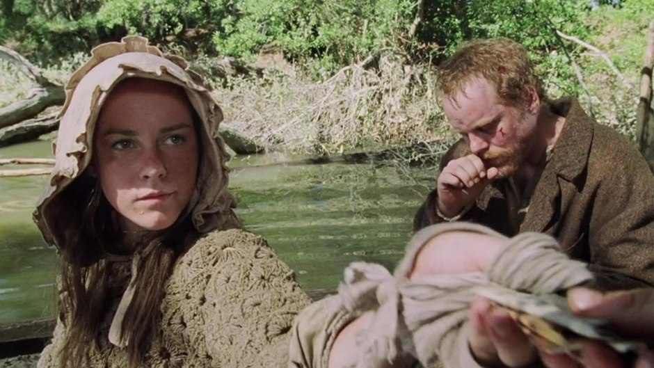 Cold Mountain Philip Seymour Hoffman