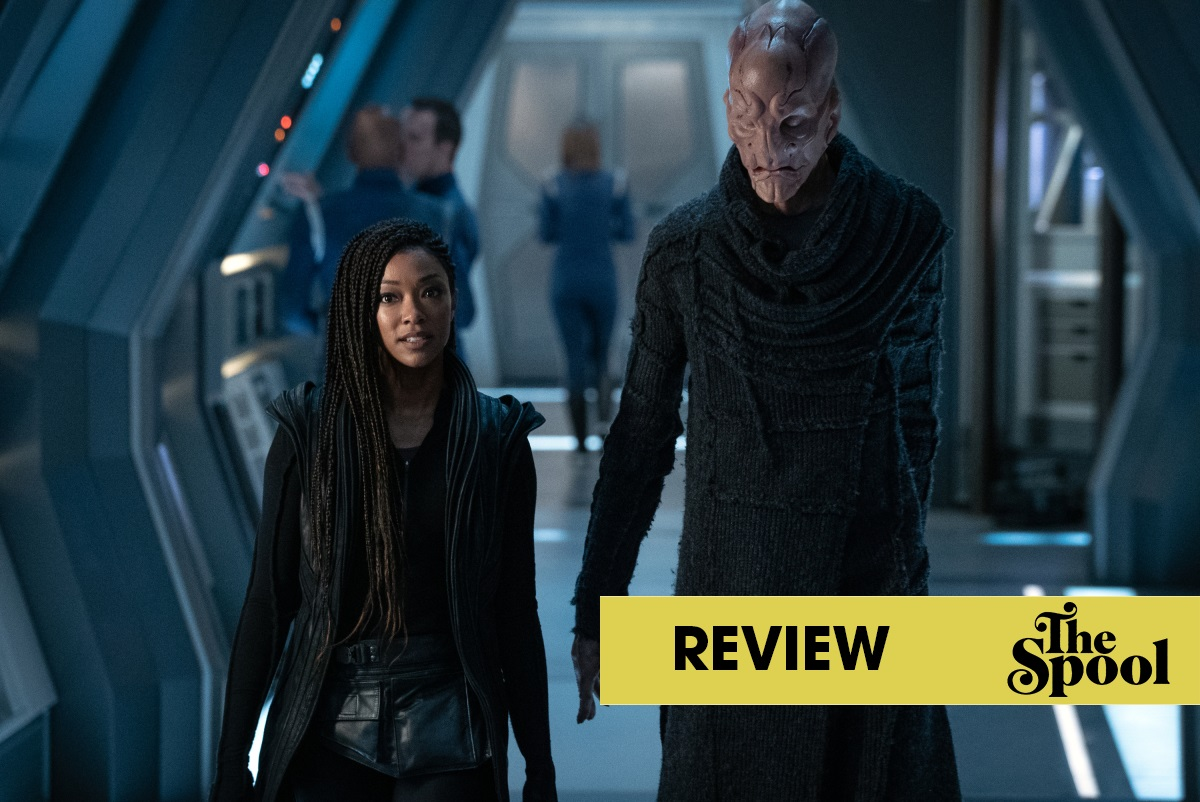 Star Trek Discovery Season 3 Episode 3