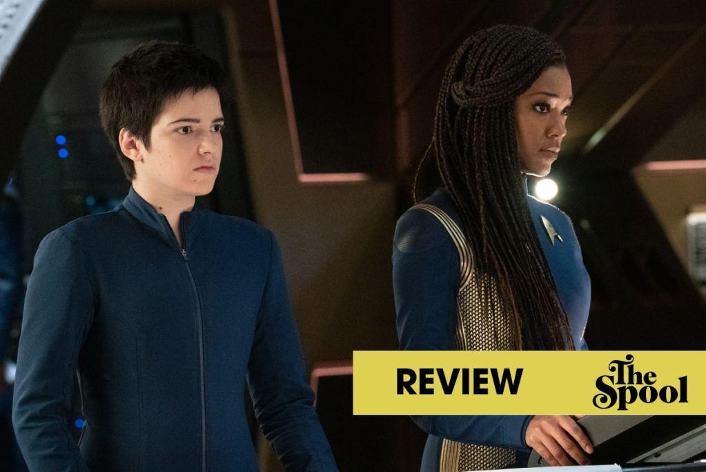 Star Trek Discovery Season 3 Episode 4