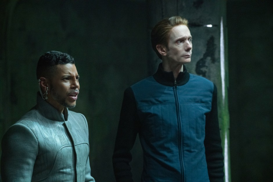 Star Trek Discovery Season 3 Episode 11