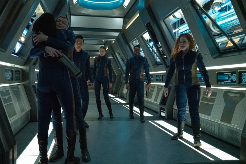 Star Trek Discovery Season 3 Finale