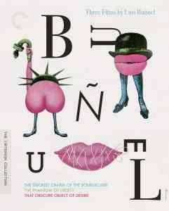 Three Films by Luis Bunuel