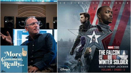 Henry Jackman, Falcon and the Winter Soldier (Marvel)