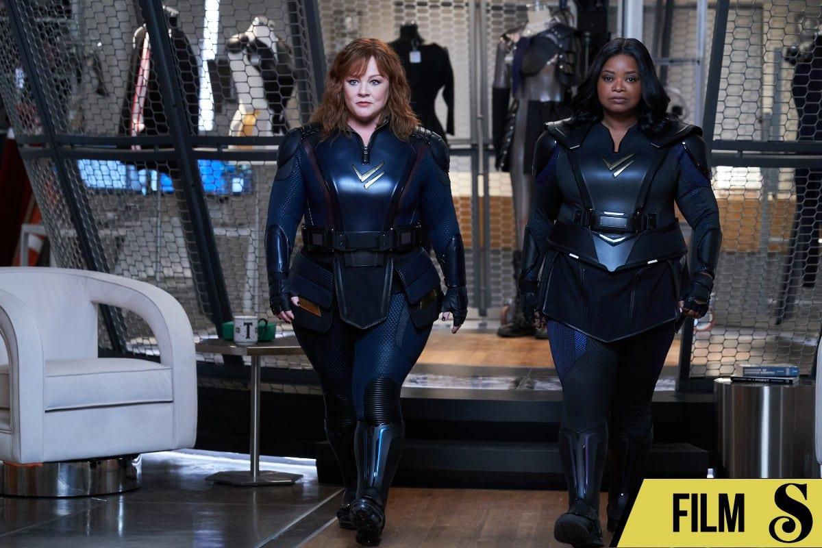 Thunder Force (Netflix)