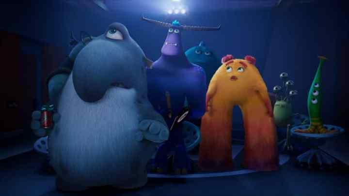Monsters at Work (Disney+)