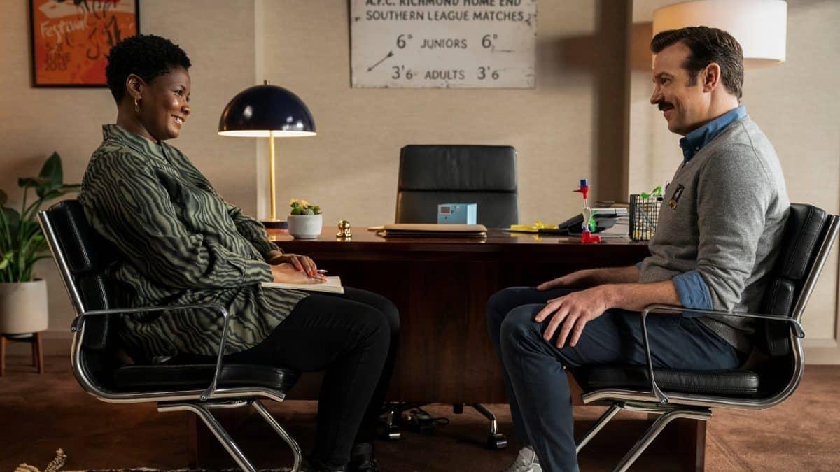 "Ted Lasso Season 2 Episode 7, ""Headspace"""