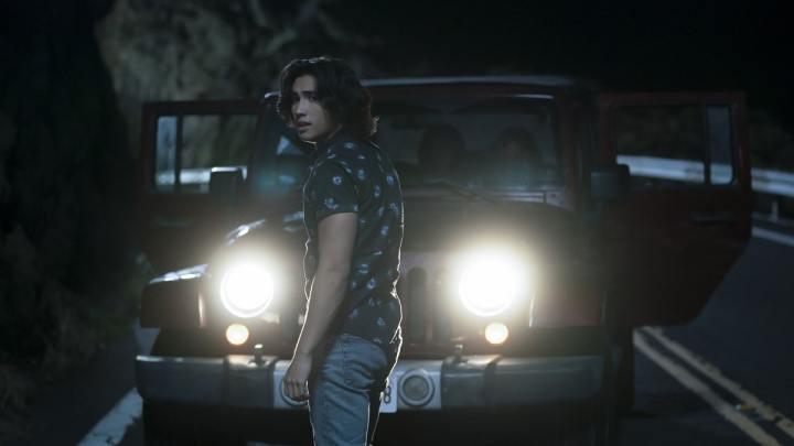 I Know What You Did Last Summer Sebastian Amoruso (Johnny)