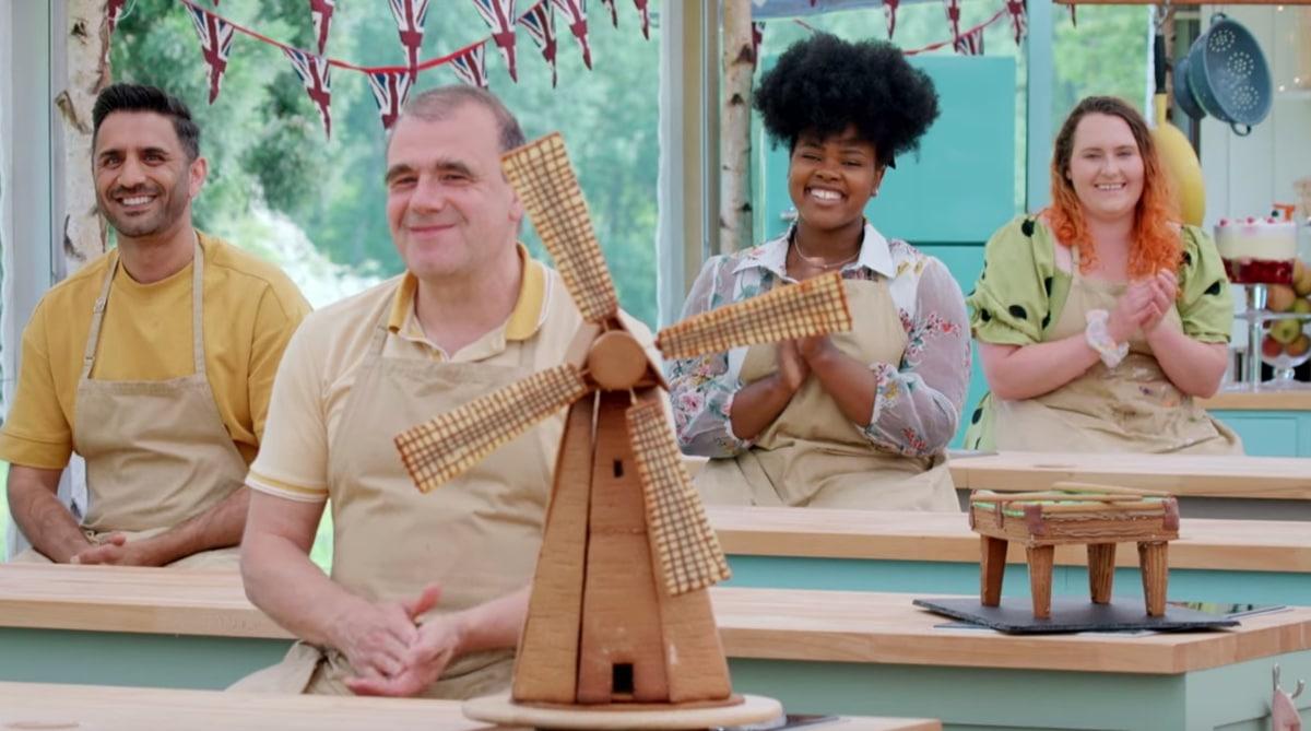 The Great British Baking Show Season 12, Episode 2