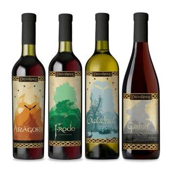 LOTR Wine