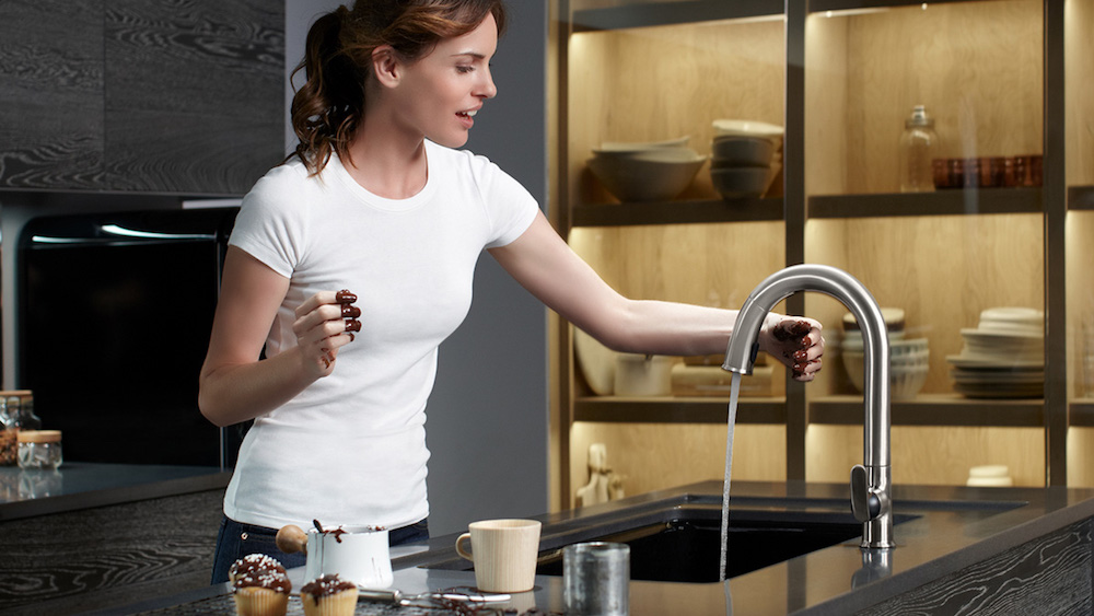 Kohler and Delta Debut Voice Controlled Faucets | The Spoon