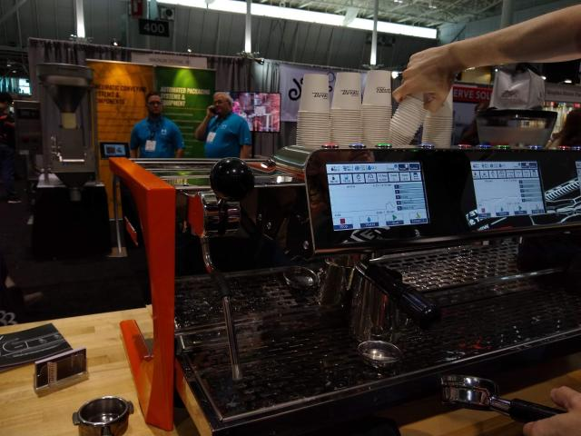 duvall espresso machine