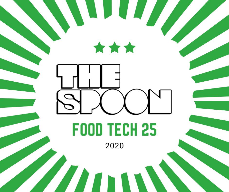 The 2020 Food Tech 25