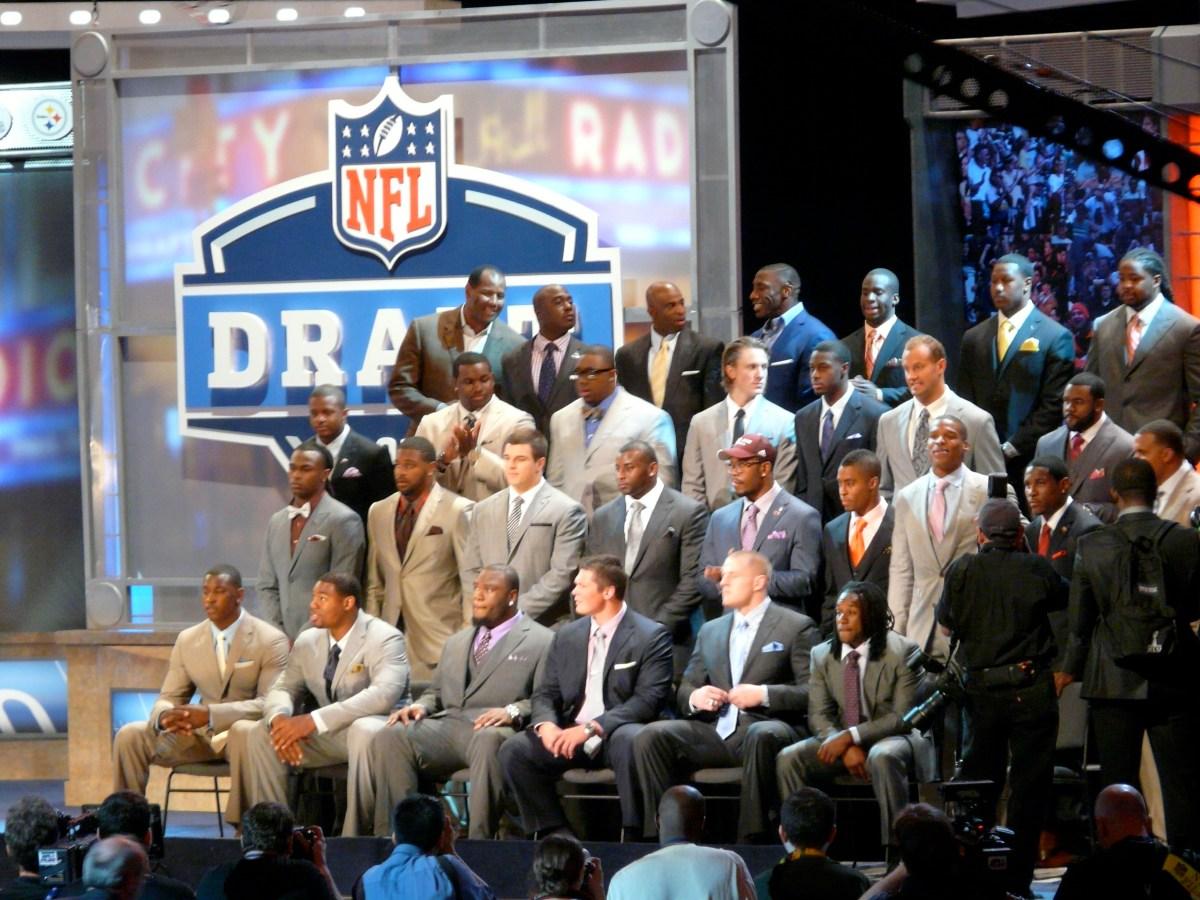 2018 NFL Mock Draft 2.0