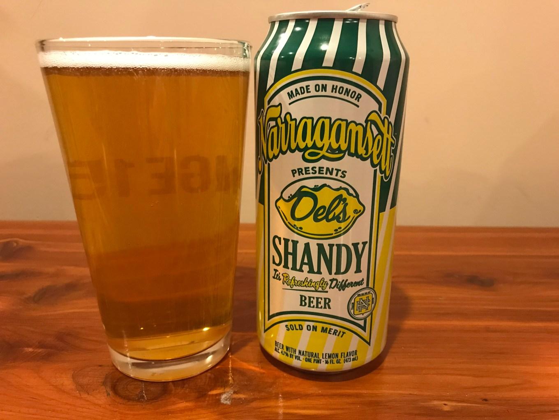 Narragansett Shandy