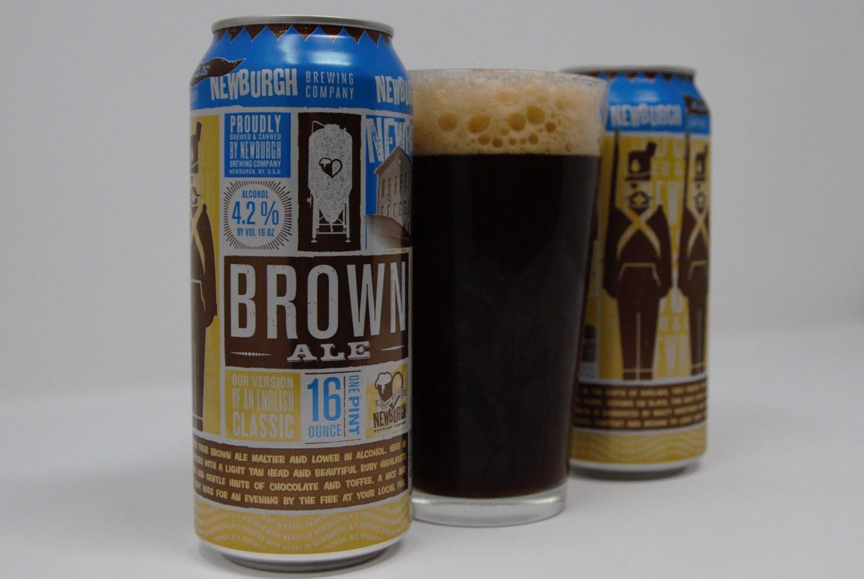 Newburgh Brown Ale