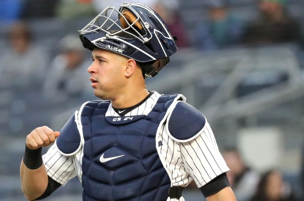 It's Time for the Gary Sanchez Haters To Move On