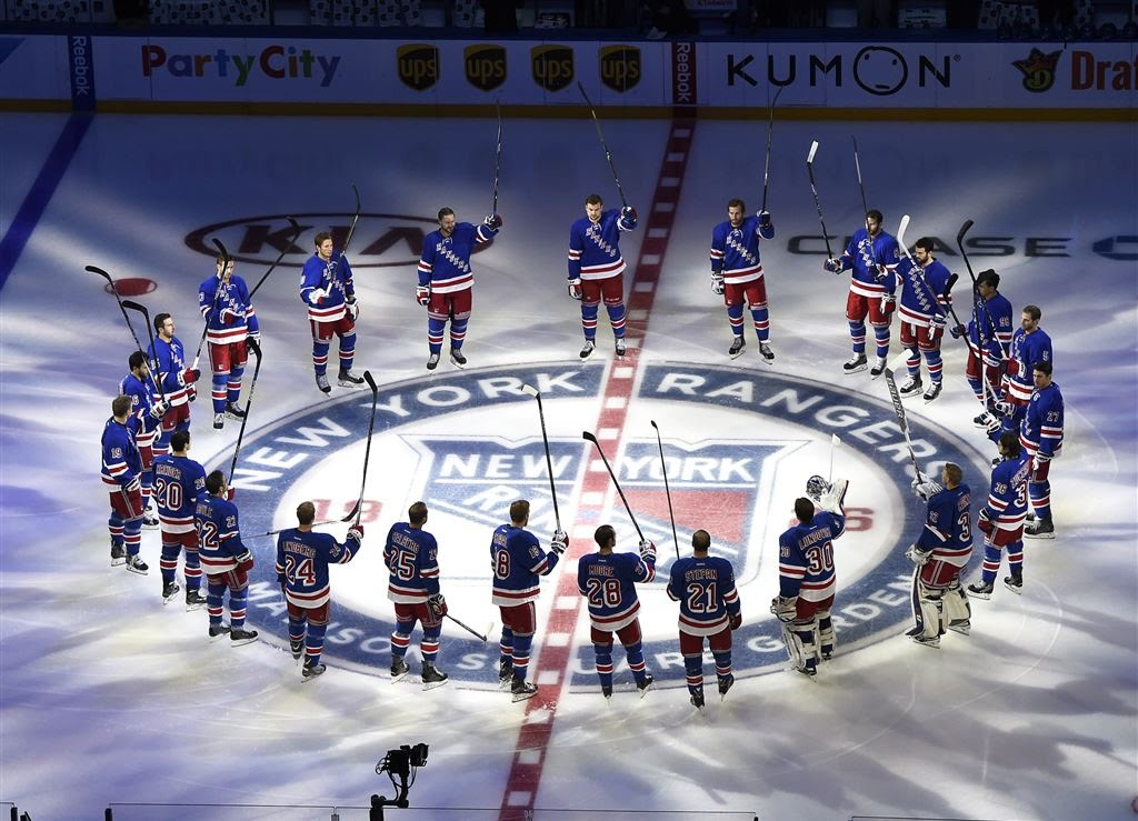 New York Rangers' Future Not As Dim As You Think