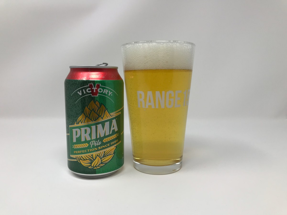 Victory Prima Pils Review