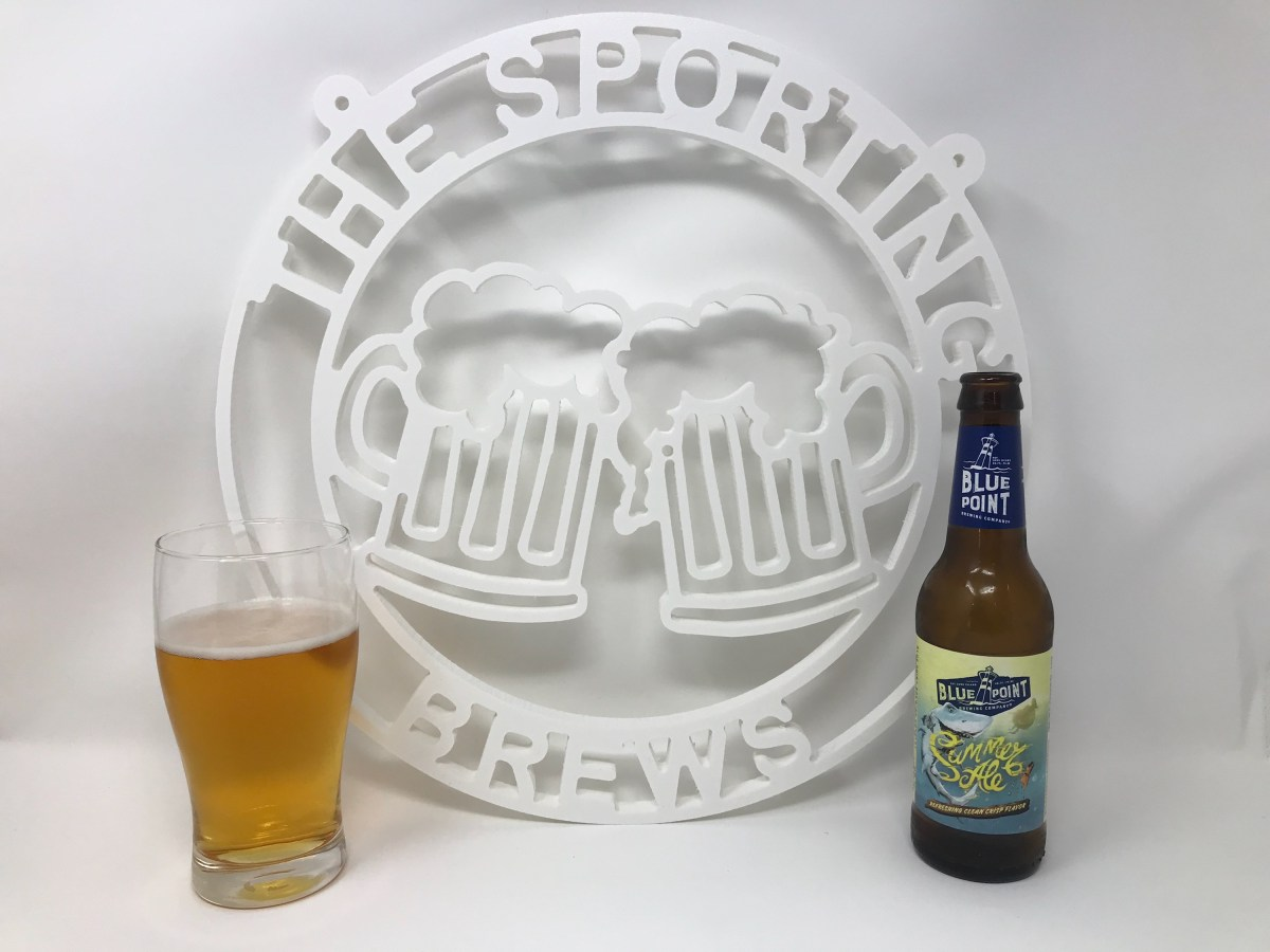Blue Point Summer Ale Review