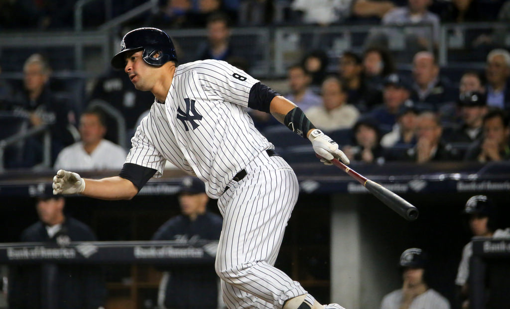 The New York Yankees Need to Send Gary Sanchez a Big Message