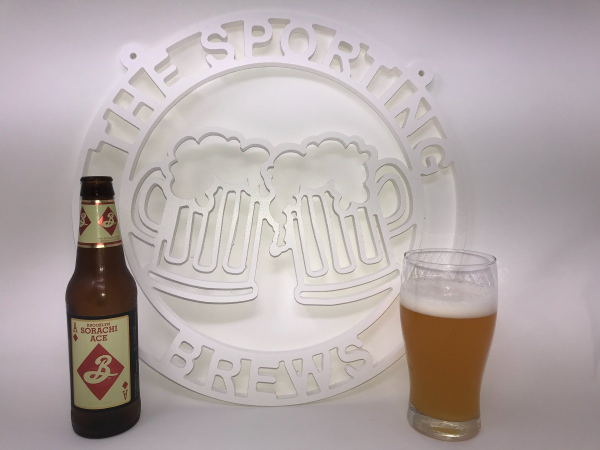 Brooklyn Brewery Sorachi Ace Review