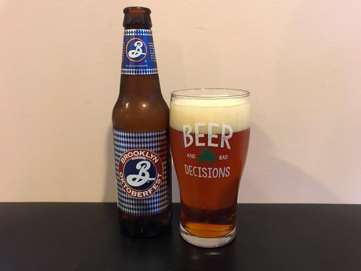 Brooklyn Brewery Oktoberfest Review