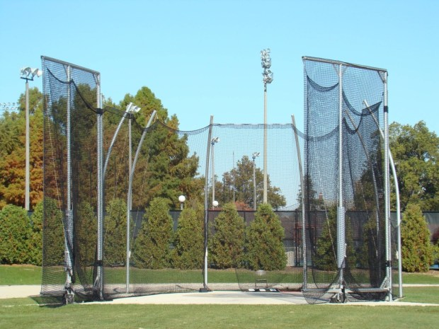 NCAA Compliant Hammer Cage