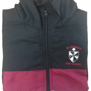 St Dominic's P.E Jacket