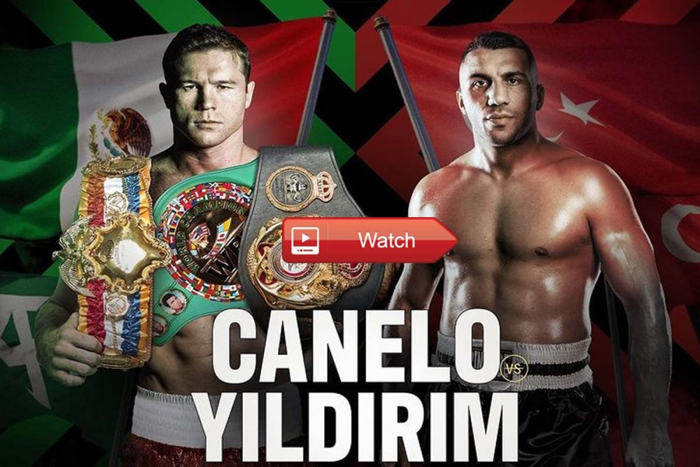 Full] Watch Canelo Alvarez vs. Avni Yildirim Live Stream Online Reddit free Official Channels | High Country Press