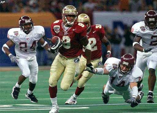 Remembering The Peter Warrick Experience, 15 Years Later