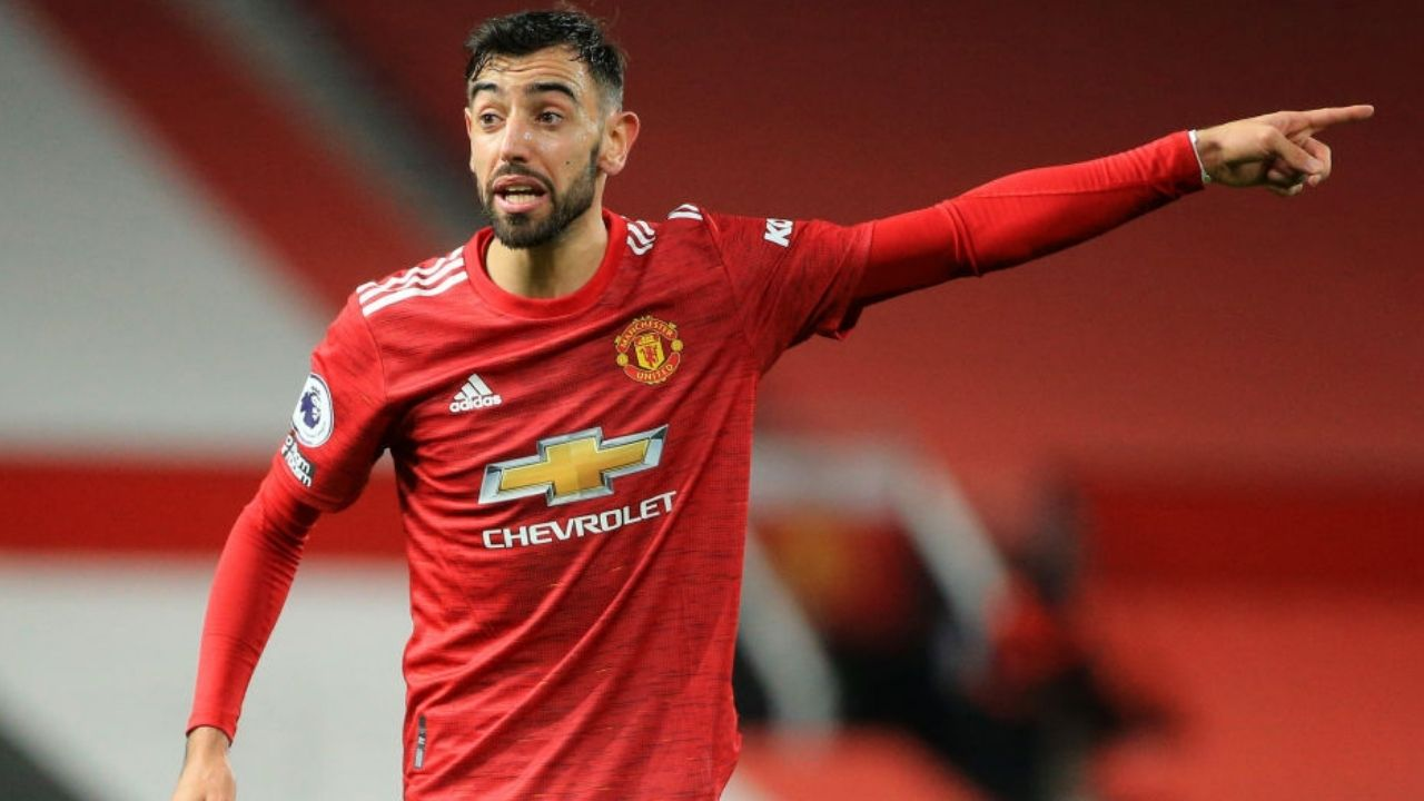 EA Sports Responds To User Complaining Bruno Fernandes Disappears On FIFA 22 Against Higher Rated Teams