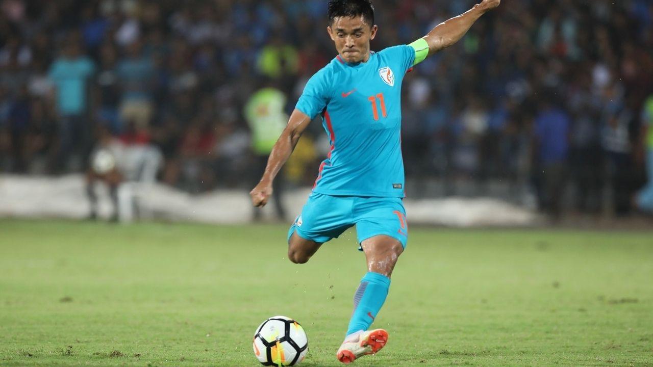 Sunil Chhetri Biography, Wife, Football Career, Total Goals, Salary, Instagram, Net Worth