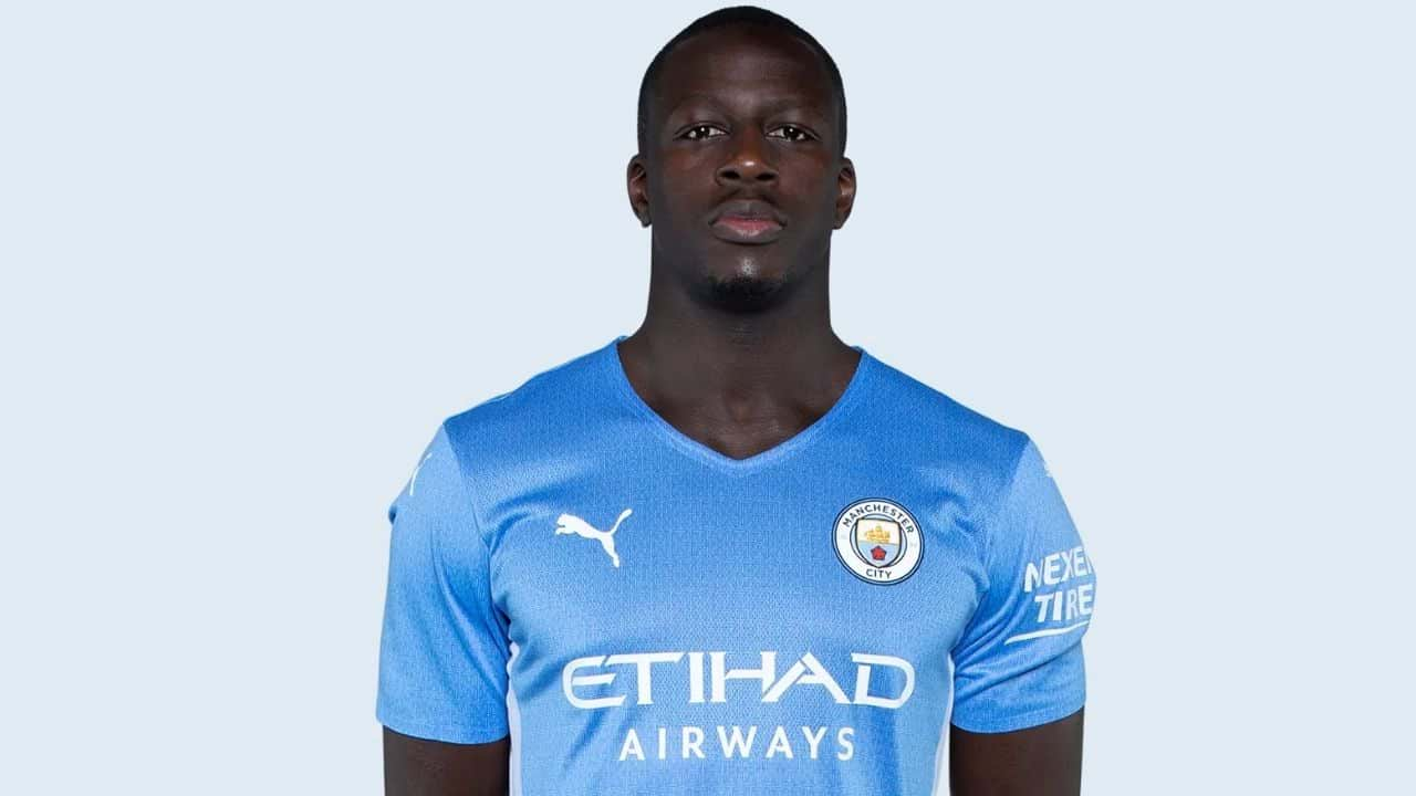 Watch: Video Claiming To Be Of Benjamin Mendy In Jail Emerges As His Sex Shower Tape Is Leaked Online