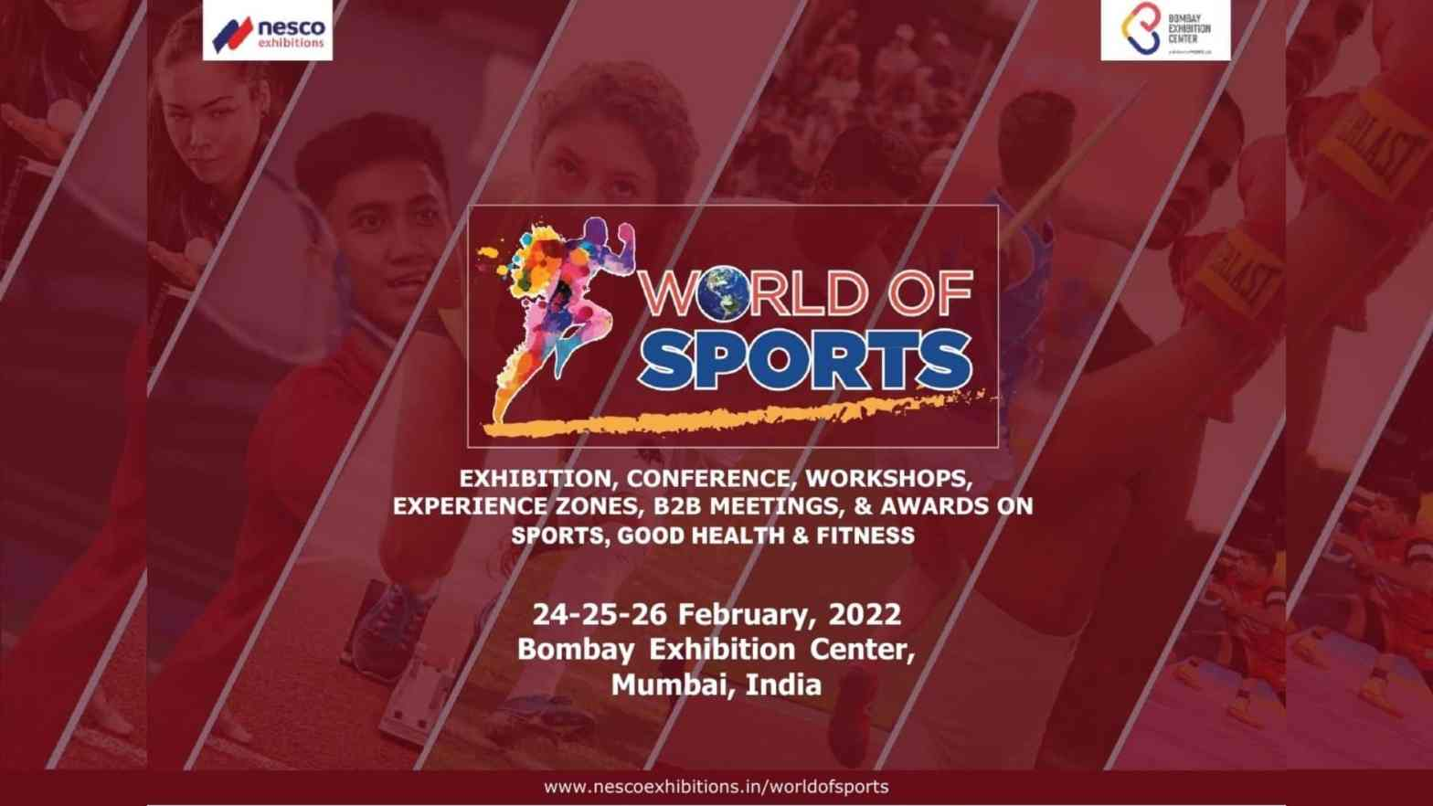 Nesco Partners With The SportsGrail For World Of Sports International Exhibition And Conference On Sports