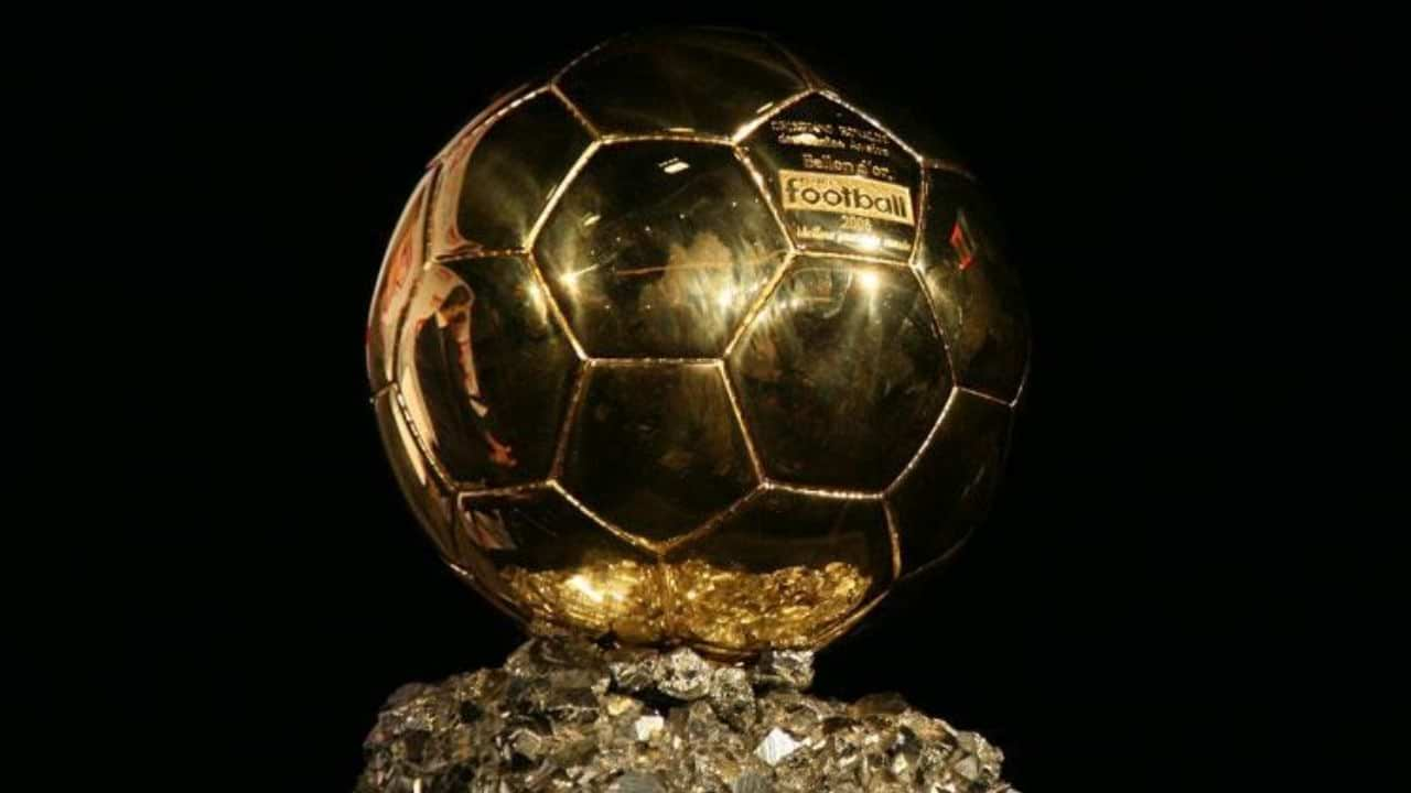 List Of All The Ballon d'Or, Kopa Trophy And Yashin Trophy Awards Winners By Year