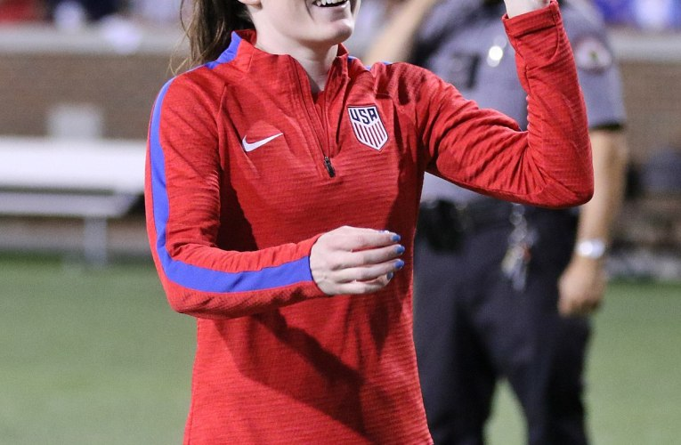 Spirit trade Lavelle as USWNT star prepares for Europe