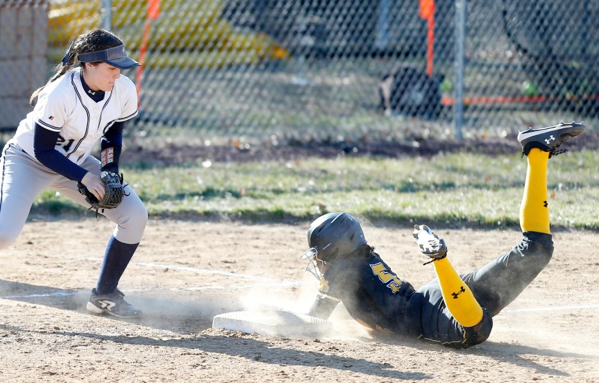 Bowie State vs. Mercy in Photos (Softball)