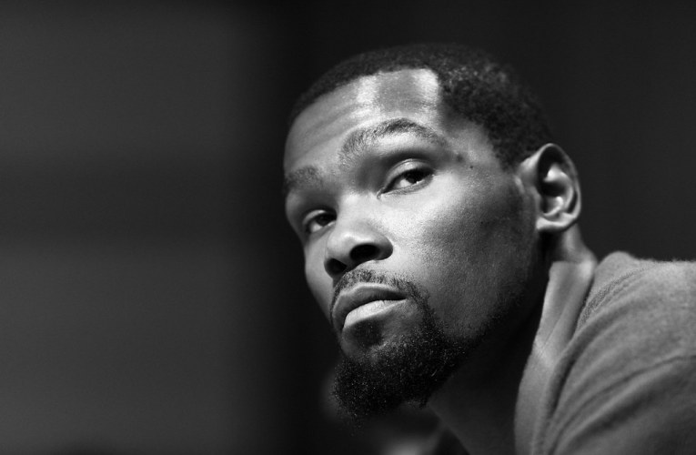 Durant tests positive for Coronavirus