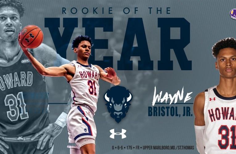 Bristol Jr. poised to become future of Bison Men's Basketball Program