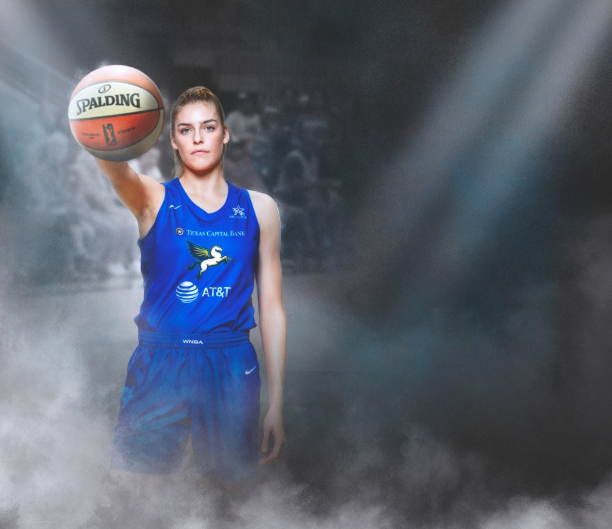 Bethesda native Bella Alarie transitions into the WNBA