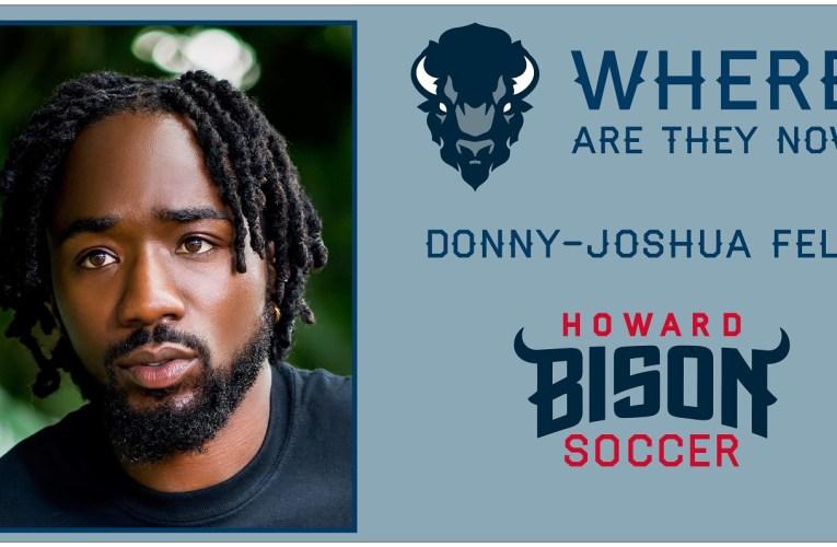 Former Bison soccer player  gives back through social media challenge