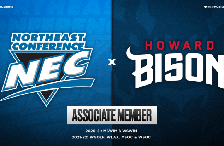 Six Howard Athletics Programs join NEC