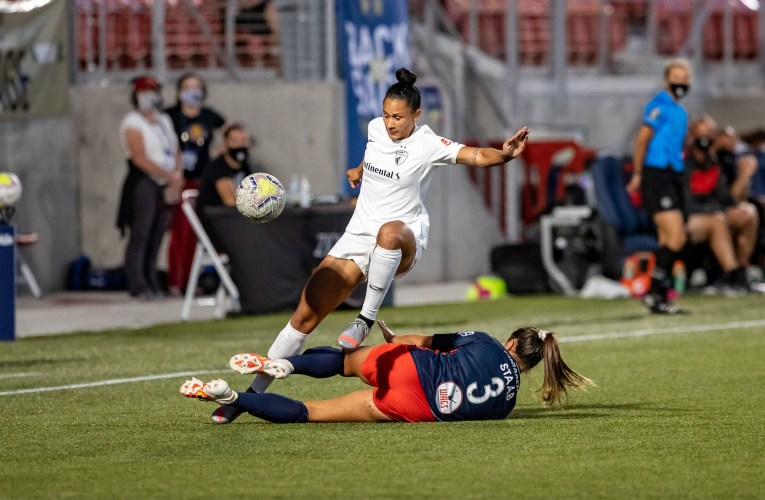 North Carolina shuts out Spirit in Challenge Cup