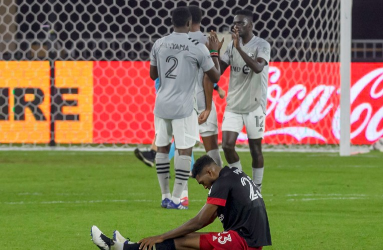 Impact comeback cuts United's season short