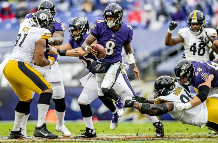 Turnovers prove costly as Ravens lose to Steelers
