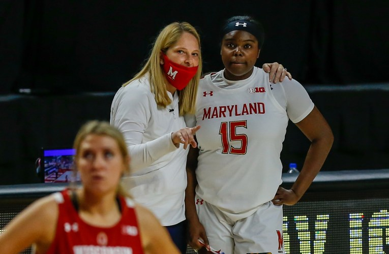 Maryland Dominates Wisconsin, Frese Notches 499th Win